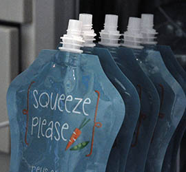 Squeeze Please pouches are dishwasher-safe